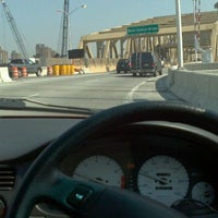 Photo taken at Willis Avenue Bridge by Zato I. on 9/13/2011