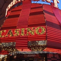 Photo taken at Fremont Hotel & Casino by Cliff F. on 1/17/2012