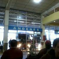 Photo taken at Terminal de Buses María Teresa by Danny C. on 5/28/2012