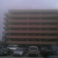 Photo taken at Parking Structure D (PSD) by Felix G. on 1/15/2012