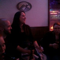 Photo taken at Charlie's Filling Station Lounge by Shawn M. on 1/15/2012