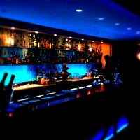 Photo taken at Blu Bar On 36 by Fil on 5/12/2011