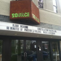Photo taken at The Source Theatre by Victoria R. on 2/5/2012