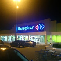 Photo taken at Carrefour by Guilherme L. on 7/24/2012