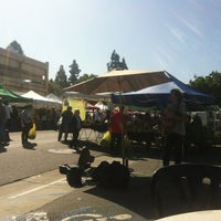 Photo taken at Hayward Farmers Market by Addison B. on 5/19/2012