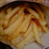 Photo taken at Burger King by Ulises on 7/3/2012