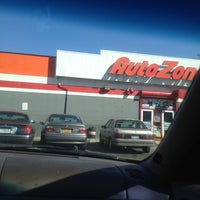Photo taken at AutoZone by Zebbie J. on 3/30/2012