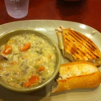 Photo taken at Panera Bread by Kelly A. on 8/16/2012
