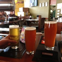 Photo taken at Silver Peak Grill & Taproom by Patty S. on 5/18/2012
