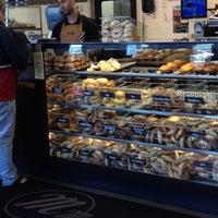 Photo taken at Manhattan Bagel by Raz H. on 5/19/2012