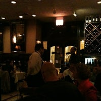 Photo taken at Mon Ami Gabi by Ashley C. on 5/6/2012