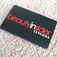 Photo taken at Sephora by Josephine S. on 3/9/2012