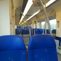 Photo taken at Bus 9 naar Tilburg CS by PartyPlanning D. on 5/6/2012