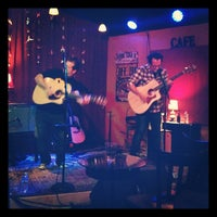 Photo taken at Hideaway Cafe by Zach W. on 6/9/2012
