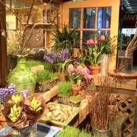 Photo taken at Sunny's Florist by Yosuke H. on 4/1/2012
