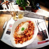 Photo taken at Vapiano by Ali Y. on 6/13/2012