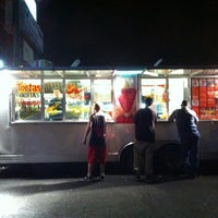 Photo taken at Al Pastor Taco Truck by Daniel S. on 8/12/2012
