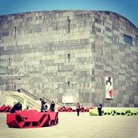 Das Foto wurde bei MuseumsQuartier von Daria P. am 4/18/2012 aufgenommen