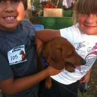 Photo taken at Camp Barkeley Dog Park by Ric. T. on 7/19/2012