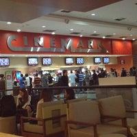 Photo taken at Cinemark by Luis Felipe D. on 4/28/2012