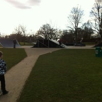 Photo taken at Rothampsted Park by Mark on 2/19/2012