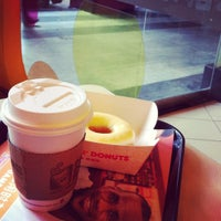 Photo taken at Dunkin Donuts @ Golden Central Tower by Olga V. on 6/30/2012