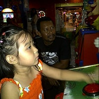 Photo taken at Timezone matahari by Ratu C. on 6/28/2012