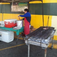 Photo taken at Supermercado Monterrey by Patricio B. on 12/10/2011