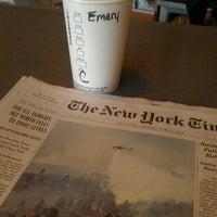 Photo taken at Starbucks by annemarie b. on 6/12/2012