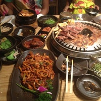 Photo taken at miss KOREA BBQ by ✨Dmitry🌟 on 8/4/2012