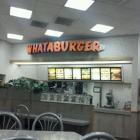 Photo taken at Whataburger by Michael M. on 11/6/2011