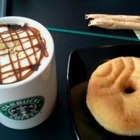 Photo taken at Starbucks by Ally C. on 9/21/2011