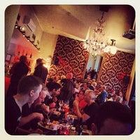 Photo taken at Restaurang Torget by Carl P. on 4/27/2012