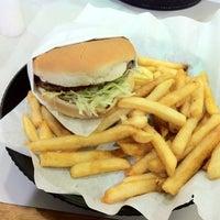 Photo taken at Fantastic Cafe by OKRAM on 7/21/2011