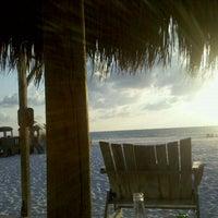 Photo taken at Undertow Beach Bar by Jen W. on 9/30/2011