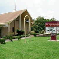 Photo taken at New Pilgrim Baptist Church -EKD by Cory S. on 4/13/2012