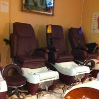 Photo taken at Vt Nails by Robin's T. on 3/16/2012