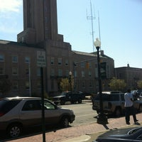 Photo taken at Pawtucket City Hall by Jim P. on 4/16/2012