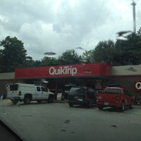 Photo taken at QuikTrip by Jean A. on 8/7/2012