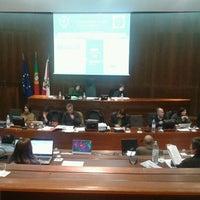 Photo taken at Assembleia Municipal de Aveiro by Joao O. on 12/21/2011