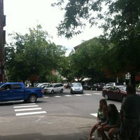 Photo taken at Main Street In Cooperstown, NY by Eric P. on 6/24/2012