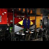 Photo taken at Ibiza Tapas Wine Bar by Ibiza T. on 4/3/2012