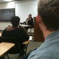 Photo taken at PRSSA HQ by Katie G. on 9/13/2011