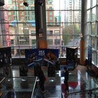 Photo taken at Scotiabank Theatre by Stefanie G. on 5/6/2012