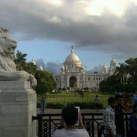 Photo taken at Victoria Memorial by Suman B. on 8/5/2012