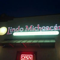 Photo taken at Michoacán Gourmet Mexican Restaurant by Shean 7. on 9/17/2011