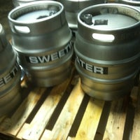Photo taken at SweetWater Brewing Company by Jason F. on 3/1/2012