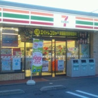 Photo taken at セブンイレブン 防府佐波2丁目店 by yasuakino1 on 7/25/2012
