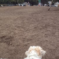 Photo taken at Westminster Dog Park by Raul K. on 4/22/2012