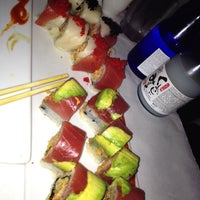 Photo taken at Butterfly Sushi Bar & Thai Cuisine by Amanda C. on 7/9/2012